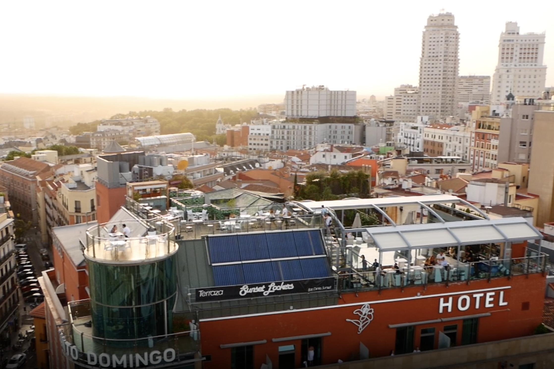 Hotel Santo Domingo Madrid **** - página oficial |