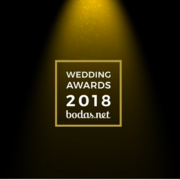 Wedding Awards 2018 bodas.net