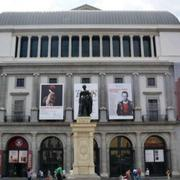 Teatro Real frontal