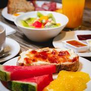 Desayuno HotelSD