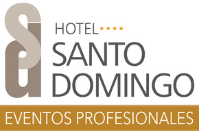 Logo eventos hotel santo domingo