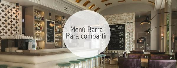 Imagen Menú Barra par compartir julio 2018