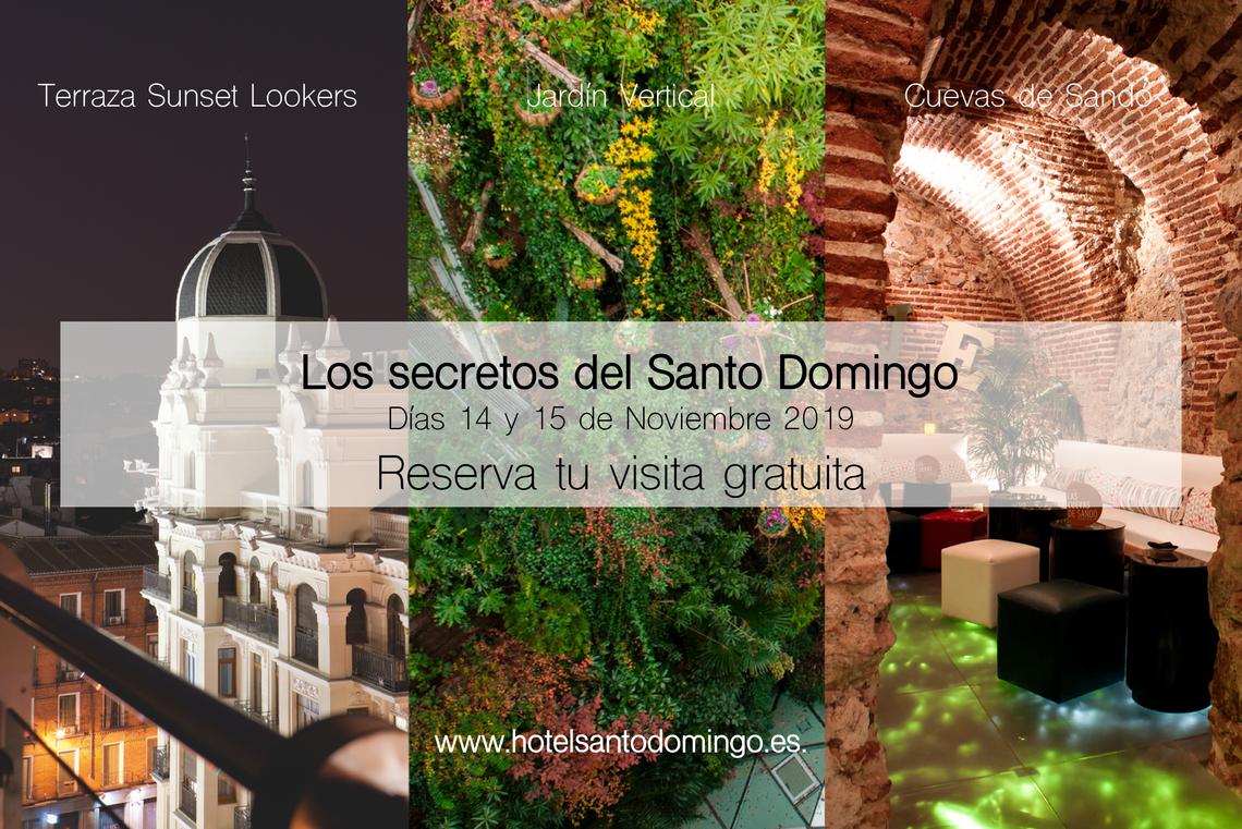Quieres Conocer Los Secretos Del Hotel Santo Domingo