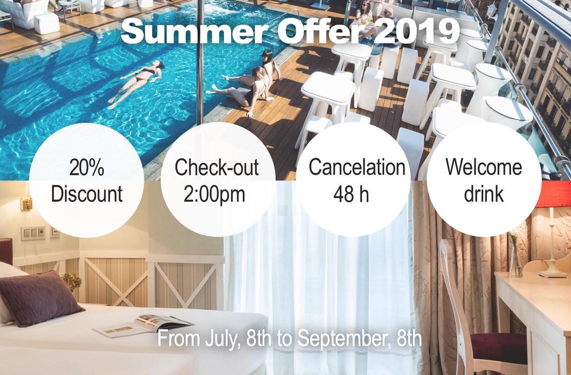 Summer offer hotel2019