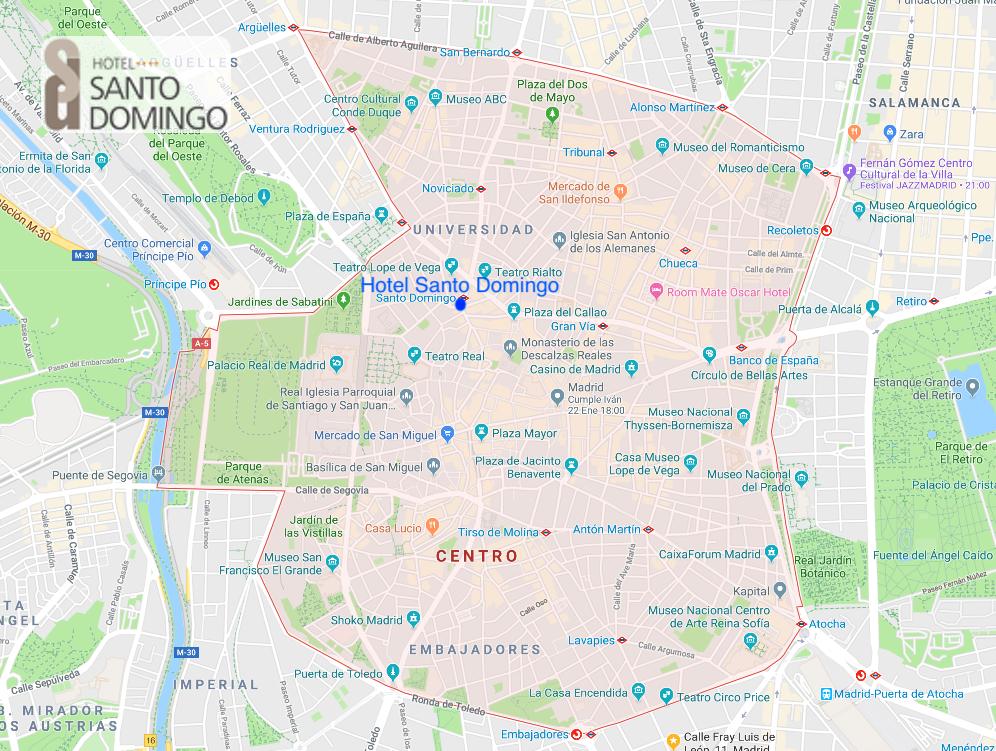 Etiquetas Madrid Central