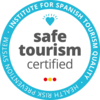 Logo safe tourism certified
