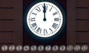 Reloj puerta del sol campanadas