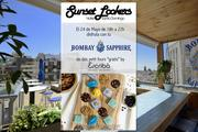 Sunset Lookers y Bombay Sapphire 2018