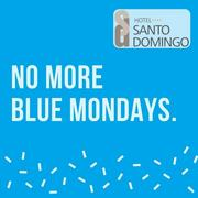 No more Blue Mondays