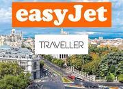 Easyjet Traveller Madrid