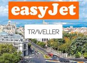 Easyjet Traveller Madrid