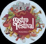 Logo Gastrofestival Madrid