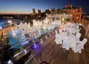 Salón Terraza Evento Banquete